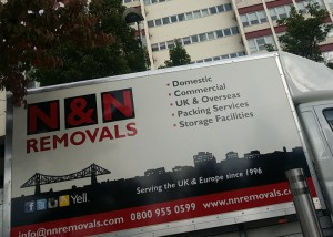 Small business removals Redcar