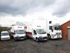 European removals Hartlepool