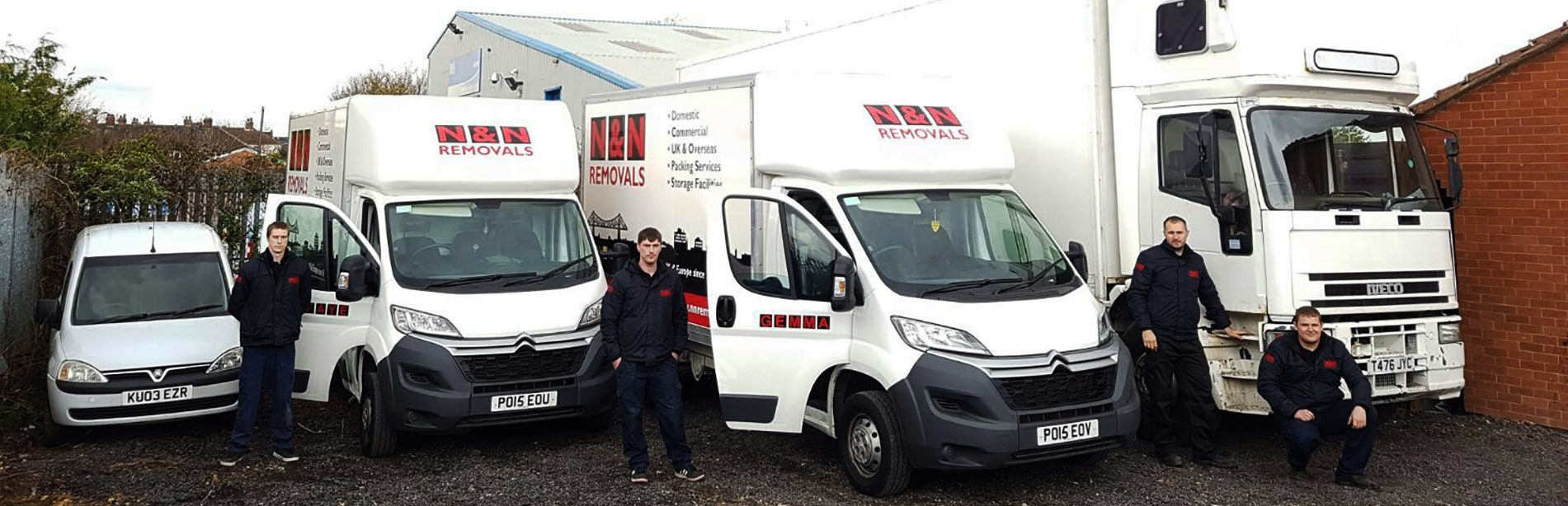 2bf67b4e62 N N Removals has been a removals company since 1996