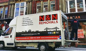 Removals in Redcar